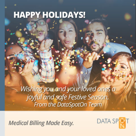 Happy Holidays! From the Data Spot-On Team